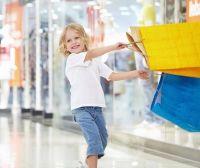 Как ходить по магазинам с ребёнком