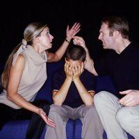 Влияние конфликтов в семье на ребенка