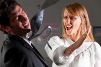 Женское насилие над мужчинами