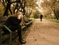 Как перестать страдать после расставания с любимым человеком?